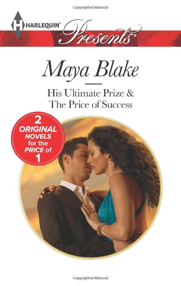 His Ultimate Prize (Harlequin Presents): Maya Blake: 9780373132058: Amazon.com: Books