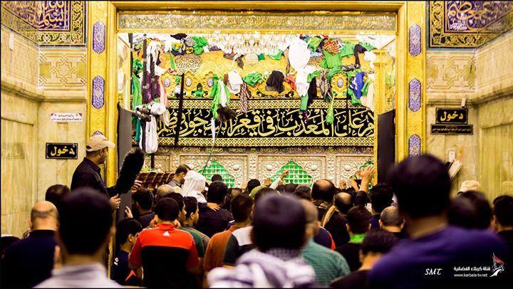 السلام عليك يا باب الحوائج موسى بن جعفر الكاظم عليه السلام  Shia Multimedia Team http://ift.tt/1L35z55