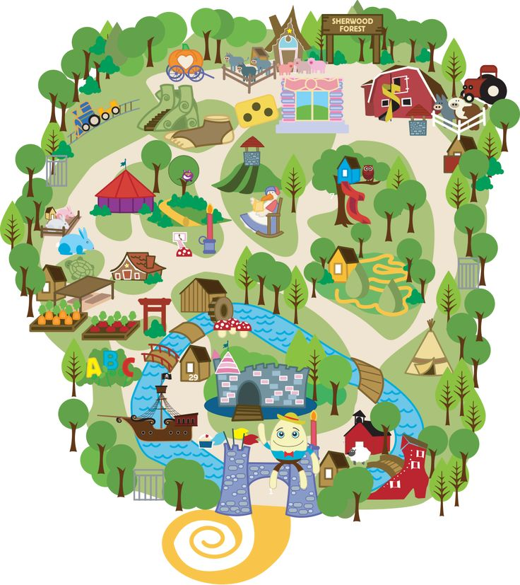 Attractions - Fairytale Town