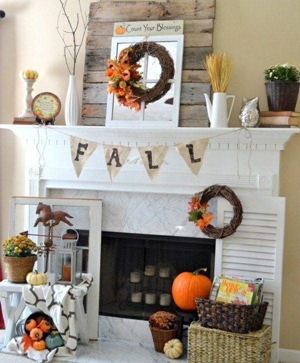 ... Halloween sur Pinterest  Cheminée Halloween, Halloween et Idées De