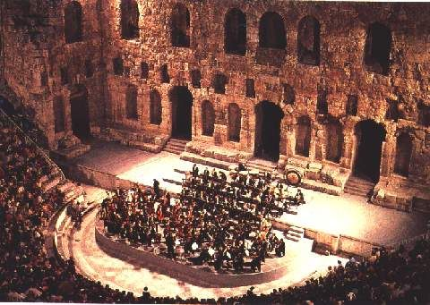 Festival d'Atenes