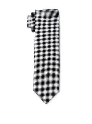 53% OFF Gitman Men's Check Tie, Black