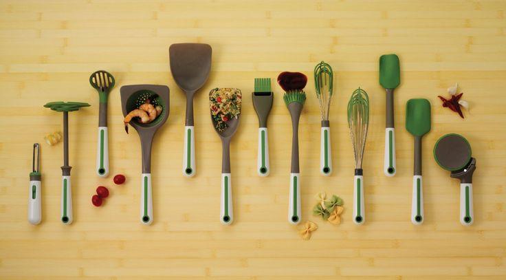Chef'n FreshForce Collapsible Skimmer/Colander: Home & Kitchen