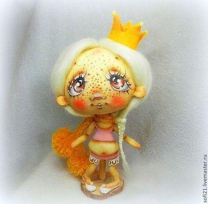 Трубадурочка;) - кукла,авторкая работа,интерьерная кукла,кукла в подарок