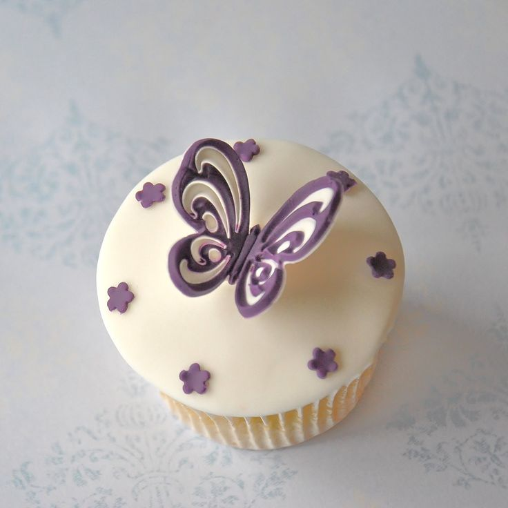 Butterfly Cupcakes Cool Cupcakes Pinterest
