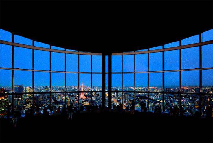 星空のイルミネーション イベント&スケジュール 東京シティビュー