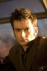 The 10th Doctor, David Tennant - so yummy and I love that eyebrow thing he does ;)
