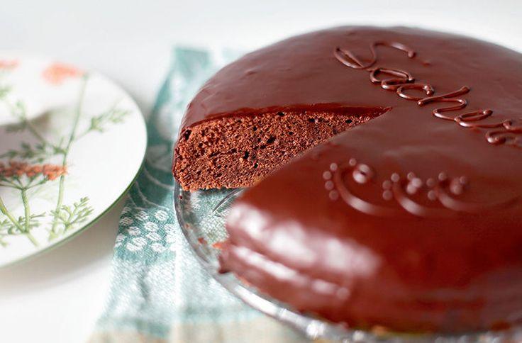 Традиционный австрийский торт «Захер». Пироговедение: 7 рецептов из разных стран мира