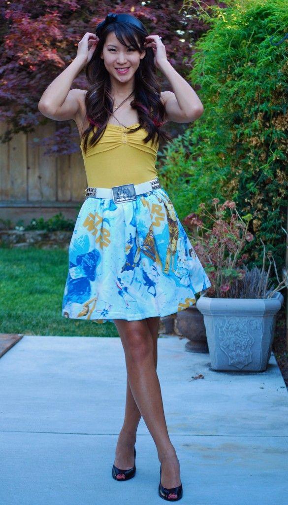 The DIY Star Wars Skirt