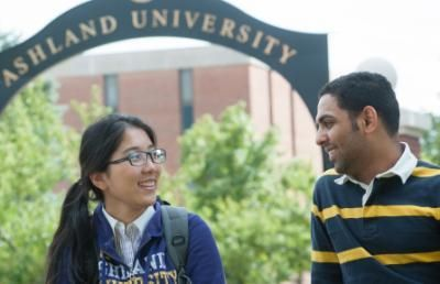 Behind the Purple & Gold | Ashland University News Center