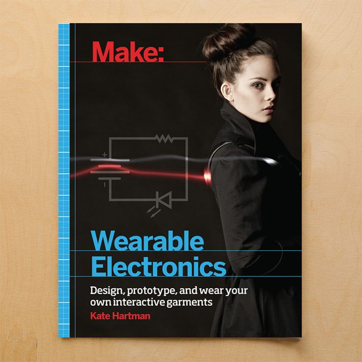 Are you ready to join the Wearables revolution? Whether for a personal statement, an art piece, or monitoring aspects of your life, wearables are exploding. This introductory book gives you an idea of the breadth of opportunities available and tips for exploring this exciting new field for yourself.