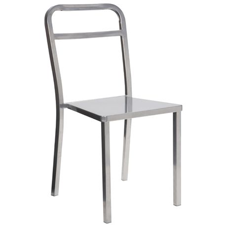 Co-Op Dining Chair Silver