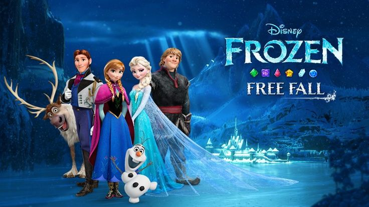 Disney's Frozen Free Fall game brings new springtime levels for Windows Phone