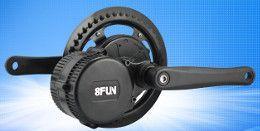 Kit moteur vélos électriques - Cycloboost