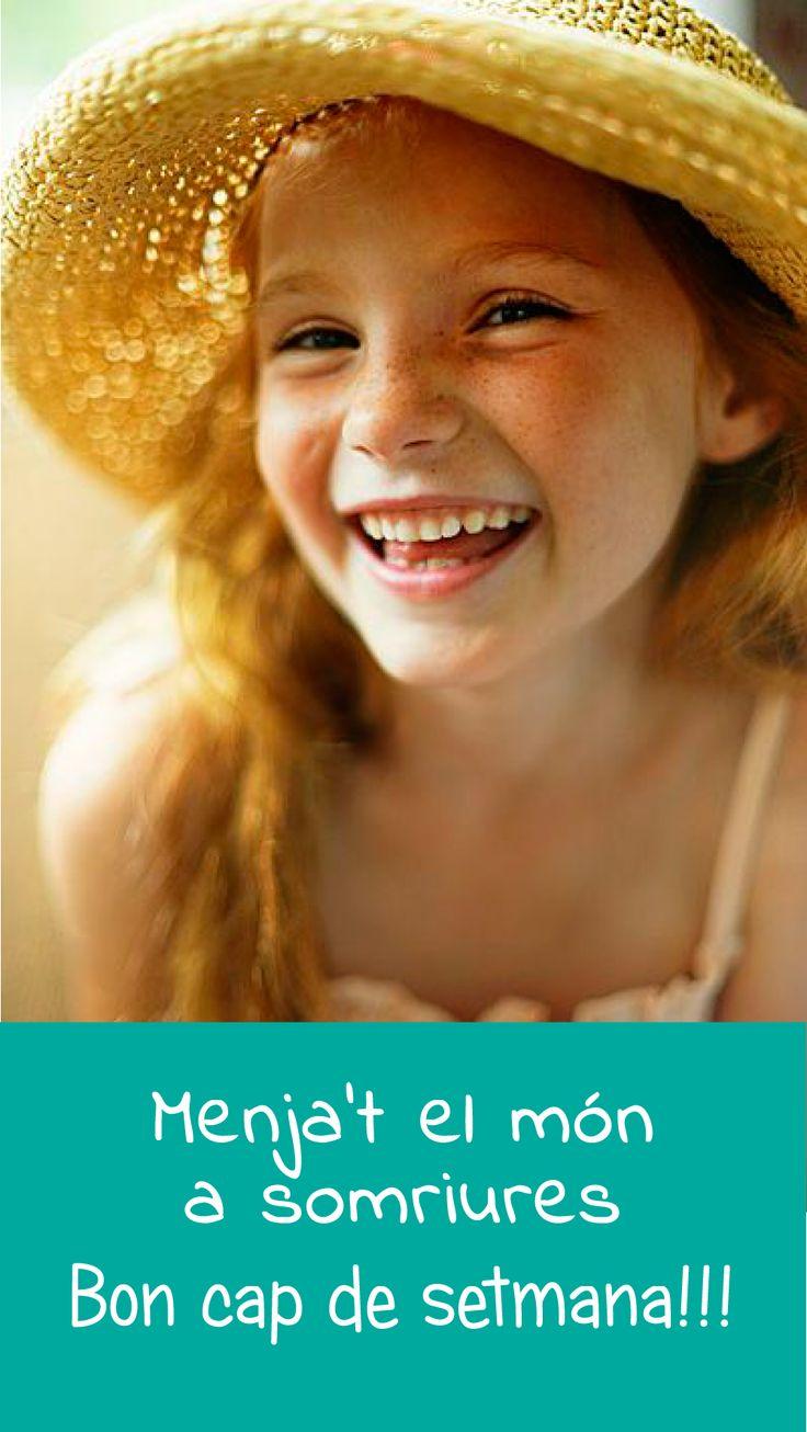 Bon cap de semana!!! http://bit.ly/1avJssI