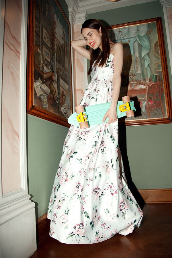 #prom #dress #girls #выпускной #платье #платья #школа #универ #lookbook #лукбук #befree #fashion #мода #trend #trends #тренды #skate #penny #pennyboard #скейт #пенни