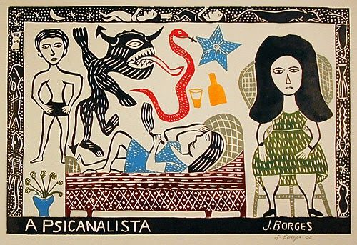 José Francisco Borges is internationally recognized as the most dynamic artist/writer of the Literatura de ...