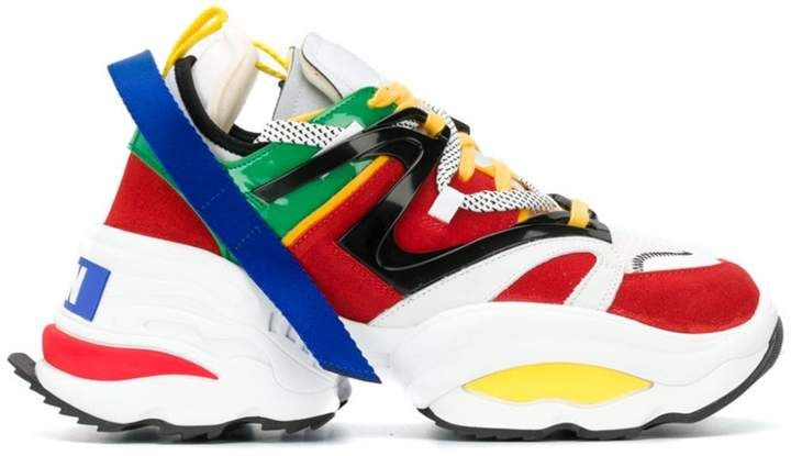 Giant Sneakers - Farfetch | Dsquared2