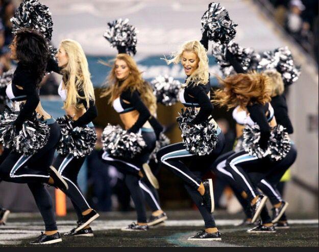 Philadelphia Eagles Cheerleaders NFL