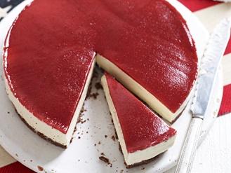 New-York-Erdbeer-Cheesecake Alnatura