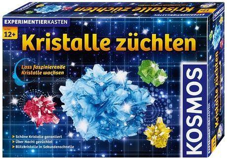 Kristalle züchten von KOSMOS, ab 12 Jahre