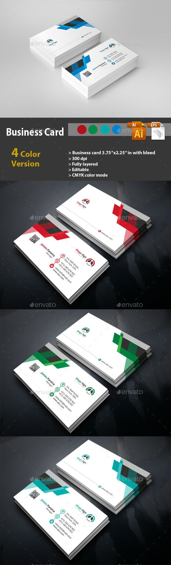 60 best business card inspiration images on pinterest business card business cards print templates download here httpsgraphicriver magicingreecefo Gallery