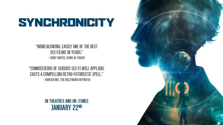 Check out 'Synchronicity' found from laughing squid... Synchronicity A Dark Science Fiction Film About the Consequences of Time Travel