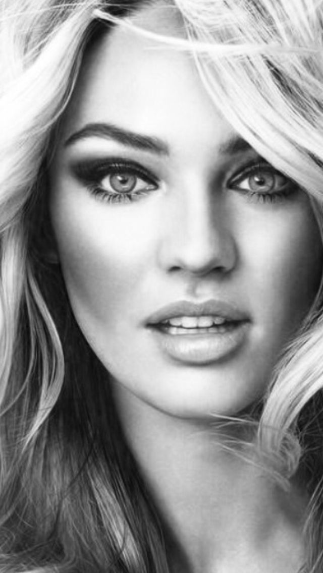 candice swanepoel celebrity faces - photo #47