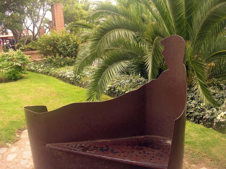 #Valparaiso #Chile #Neruda #seat #museum