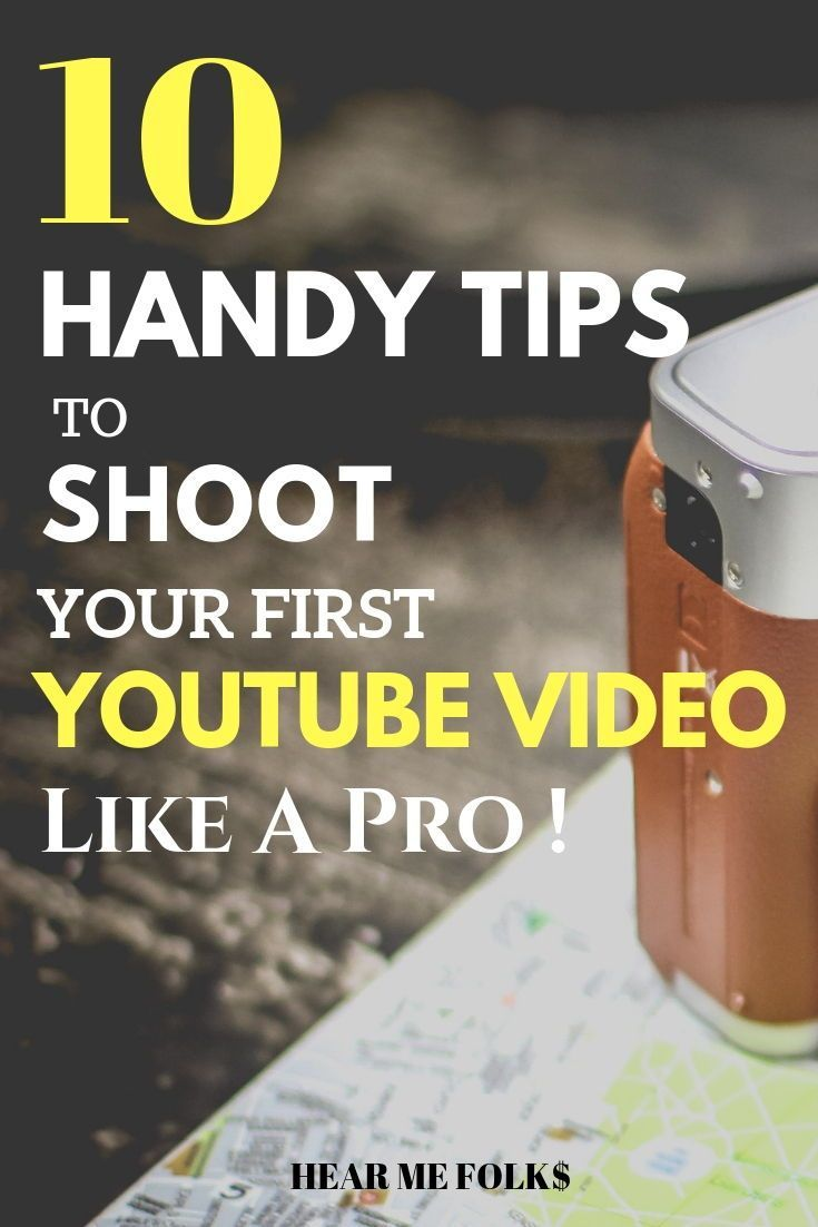10 Handy Tips to Shoot Youtube Videos Like a Pro! – Wendy | OneExceptionalLife | Inspiration and Motivation