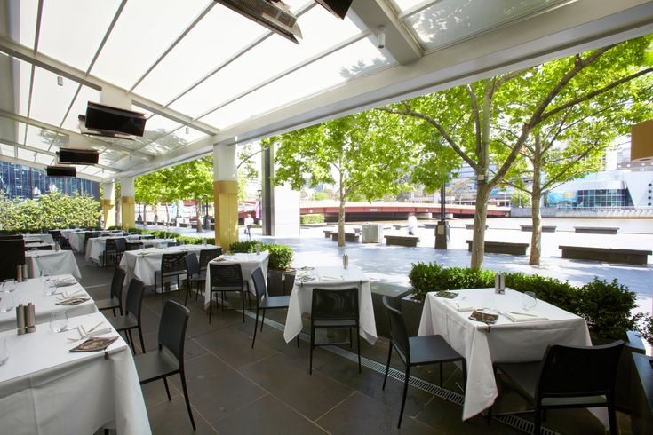 View The Alutecnic Outdoor Retractable Roof Awnings Supplied And Installed By The Melbourne Awning Centre At The No 8 Res Awning Roofing Systems Outdoor Blinds