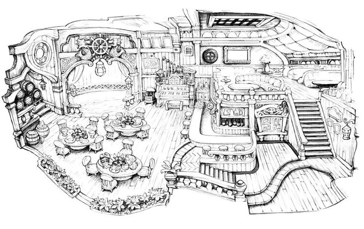 Character Design Environment : Best images about layouts interiors on pinterest