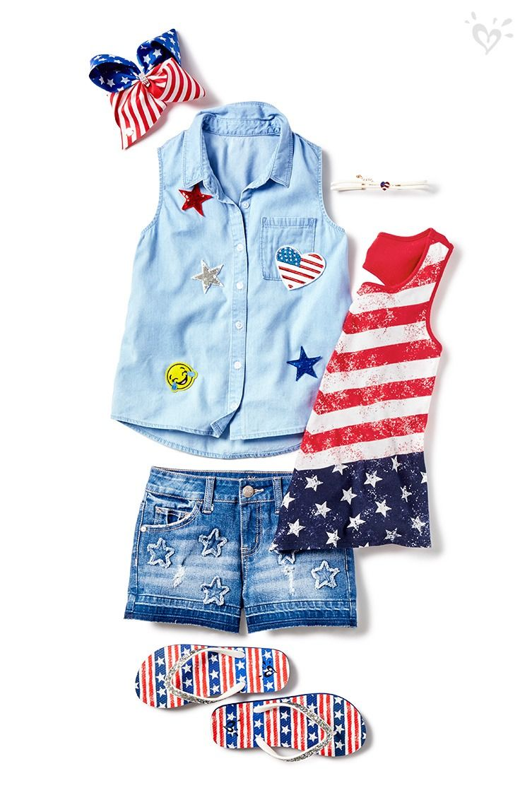 All The Extras She Needs For Head To Toe Spirit Justice Clothing Outfits Justice Girls Clothes Girls Fashion Clothes