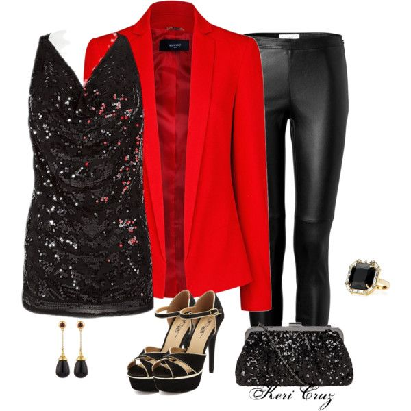 Polyvore Christmas Party Outfits | Thecannonball org