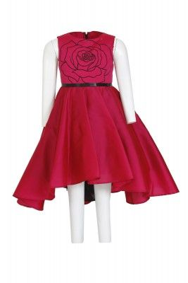 Russian Rose Flare Dress at best prices