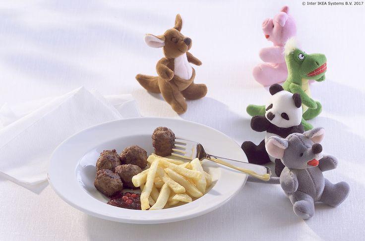 Do kraja siječnja u IKEA Restoranu obrok za najmlađe je na naš račun! Ako kupiš glavno jelo, mi ćemo počastiti tvojeg mališana besplatnom dječjom porcijom okruglica po njegovom izboru! :) www.IKEA.hr/posebne_ponude