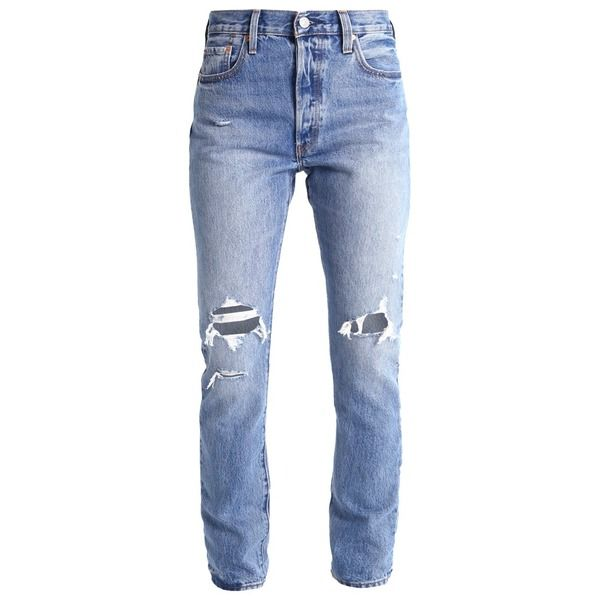 Levi's® 501 SKINNY Jeans Skinny Fit old hangouts