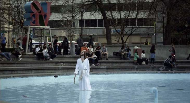 """Watch Chris Mulhern's Philly-Centric """"SAS- Export"""" Skate Edit   Mulhern captures some of Love Park's last days."""