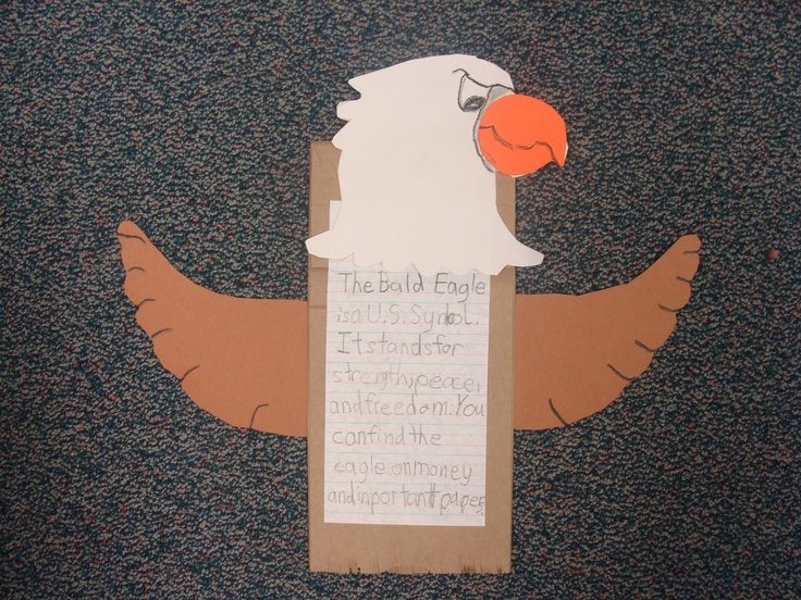This blog for a first grade classroom is about famous American symbols. There are crafts for each of these that not only have the student create their own representation of these symbols, but it also incorporates writing. The class can even display these on a bulletin board and then refer to it throughout social studies lessons.