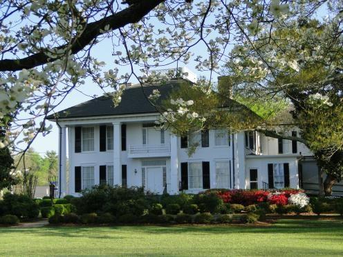 Marsh House in LaFayette, Georgia.