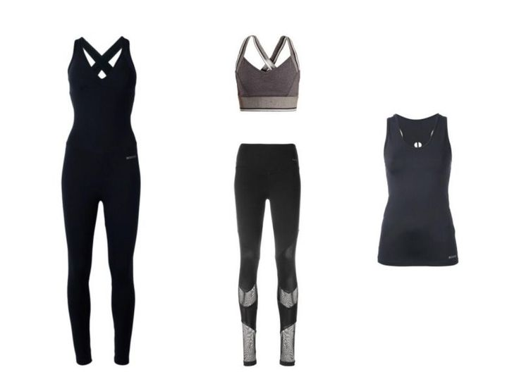 Shop on EyeFitU Sporty Look Bodysm, LNDR (shoppable in UK)    If you're more about embracing activewear but not necessarily exercising in it, the athletic dress is for you. Think physique-enhancing silhouettes and sporty fabrics. Neoprene is premium and fresh, while laser-cut edges creates pattern and ventilation.