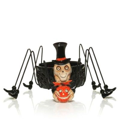 boney bunch 2009 collection | Boney Bunch jar candle holder | 14.99 at Yankee Candle