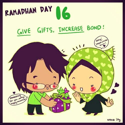 Ramadhan Day 16