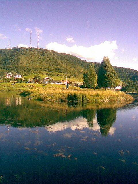 Lago Silvia - Cauca #colombia