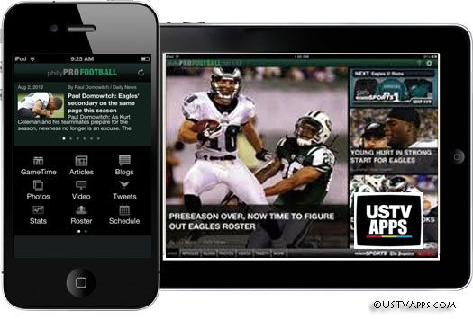 Philadelphia Eagles have presented an official website for its fans from all over the world. Here Roster, team news, history, youth programs, and ticket informations are available.