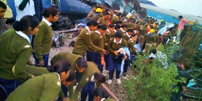BIG TRAIN ACCIDENT : इन्दौर-पटना एक्सप्रेस के 14 डिब्बे पटरी से उतरे, 91 यात्रियों की मौत - Hindi News, Current Headlines, Breaking News, Today's Latest Samachar at Jai Hind Times