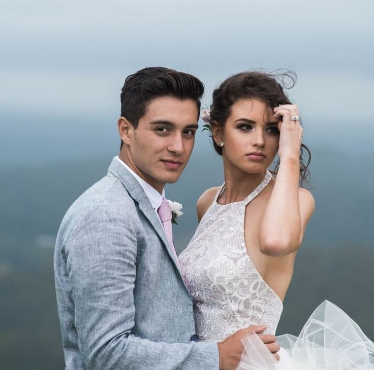 Jess and Gabriel Conte ♥️