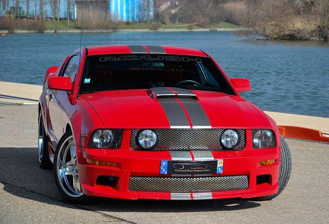 2008 Roush Mustang