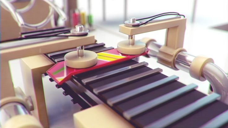 A re-render of my isometric hoverboard factory animation.  Since such a large amount of work went into modelling and animating all the machines, I really wanted…