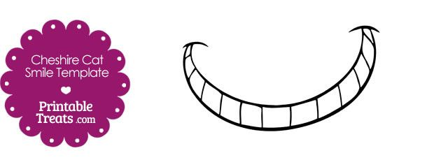 free-printable-cheshire-cat-smile